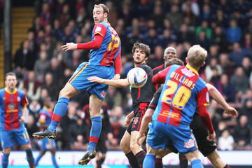 Crystal Palace v Middlesbrough - npower Football League Championship