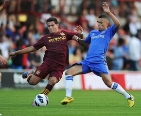 Chelsea v Manchester City Barclays U21 Premier League