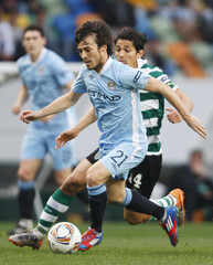 Sporting Lisbon v Manchester City UEFA Europa League Third Round First Leg