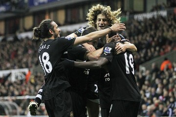 Stoke City v Newcastle United Barclays Premier League