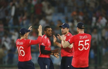 Cricket - Sri Lanka v England - World Twenty20 cricket tournament