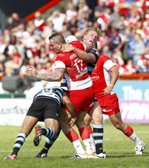 Hull Kingston Rovers v London Broncos - First Utility Super League