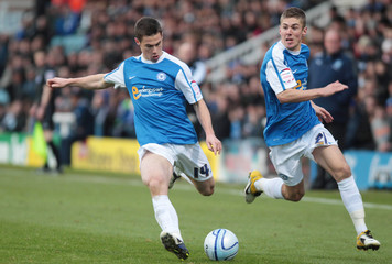Peterborough United v Coventry City npower Football League Championship
