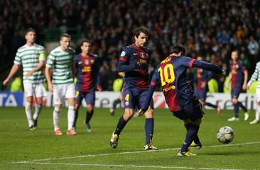 Celtic v FC Barcelona - UEFA Champions League Group G