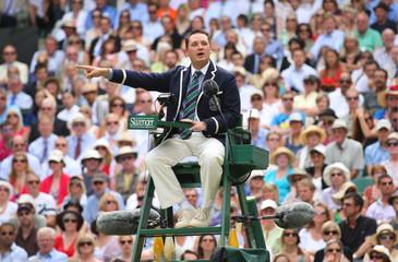 Tennis - Wimbledon - All England Lawn Tennis & Croquet Club, Wimbledon, England - 4/7/10