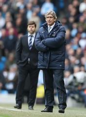 Manchester City v Southampton - Barclays Premier League