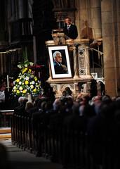 Sir Bobby Robson CBE - Service of Thanksgiving