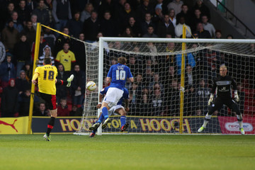 Watford v Leicester City - npower Football League Championship