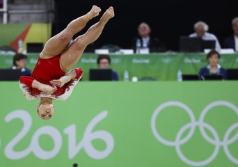 Artistic Gymnastics - Women's Qualification - Subdivisions