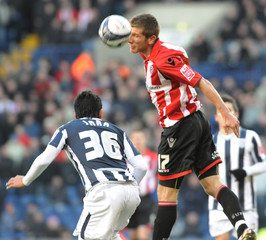 West Bromwich Albion v Sheffield United Coca-Cola Football League Championship