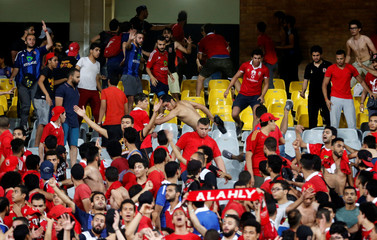 Football Soccer - African Champions League - Egypt's Al Ahly v Ivory Coast's ASEC Mimosas