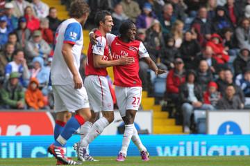 Blackburn Rovers v Arsenal Barclays Premier League