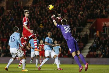 Southampton v Manchester City - Barclays Premier League