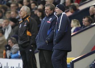 West Bromwich Albion v Wolverhampton Wanderers Barclays Premier League
