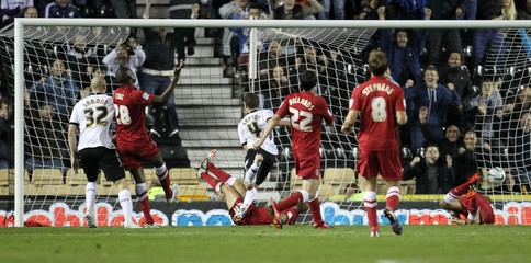Derby County v Charlton Athletic - npower Football League Championship