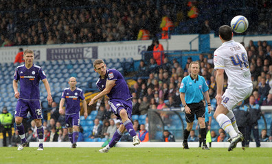 Leeds United v Derby County npower Football League Championship