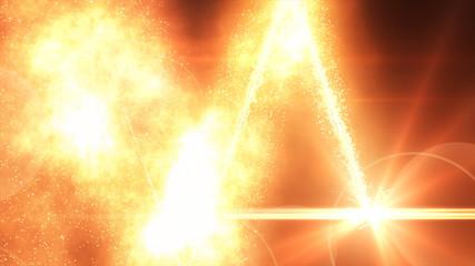 炎エフェクトイメージ