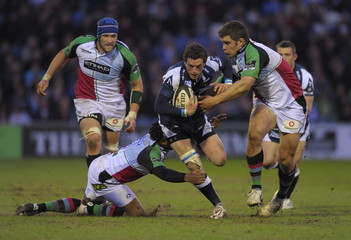 Sale Sharks v Harlequins Guinness Premiership