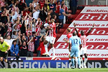 Stoke City v Tottenham Hotspur Barclays Premier League