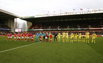 Nottingham Forest v Millwall - Sky Bet Football League Championship