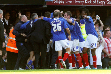 Portsmouth v Blackpool npower Football League Championship