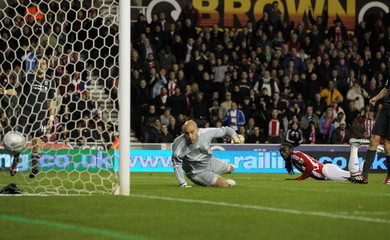 Stoke City v Liverpool Carling Cup Fourth Round