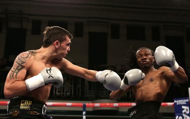 Junior Witter v Frankie Gavin British Welterweight Title