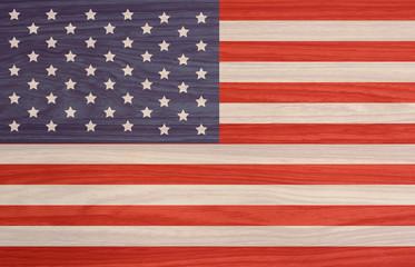 flag USA, American