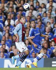 Chelsea v Aston Villa - Barclays Premier League