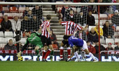 Sunderland v Everton Barclays Premier League