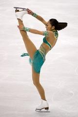 Olympics Ladies Free Skating - Vancouver 2010
