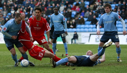 Coventry City v Barnsley Coca-Cola Football League Championship