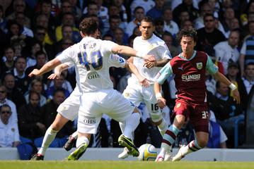 Leeds United v Burnley npower Football League Championship