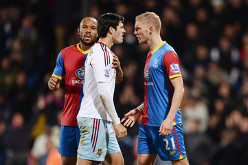 Crystal Palace v West Ham United - Barclays Premier League