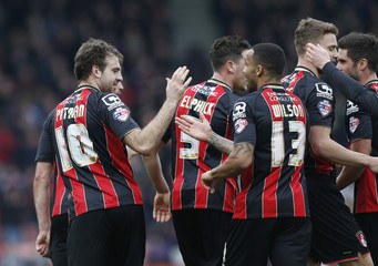 AFC Bournemouth v Blackpool - Sky Bet Football League Championship