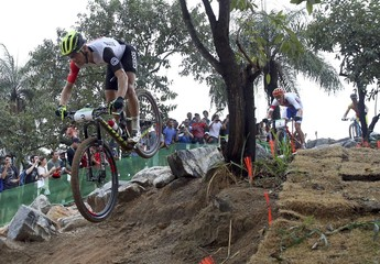 Cycling mountain bike - Men's Cross-country Race