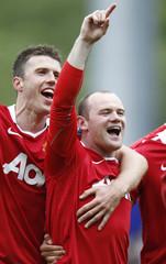 Blackburn Rovers v Manchester United Barclays Premier League