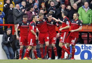 Bristol City v Ipswich Town - npower Football League Championship