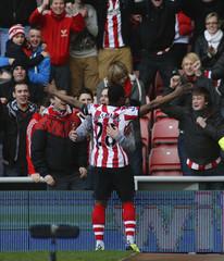 Sunderland v Swansea City Barclays Premier League