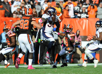 NFL: Denver Broncos at Cleveland Browns
