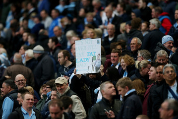 Manchester City v West Bromwich Albion - Barclays Premier League