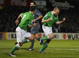 Northern Ireland v Slovenia 2010 World Cup Qualifying European Zone - Group Three