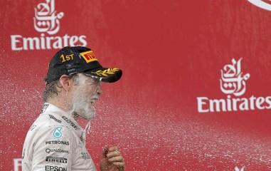 Formula One - Grand Prix of Europe - Baku