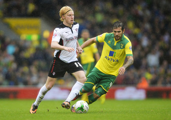 Norwich City v Rotherham United - Sky Bet Football League Championship