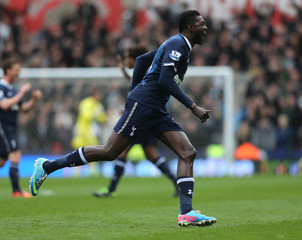 Stoke City v Tottenham Hotspur - Barclays Premier League