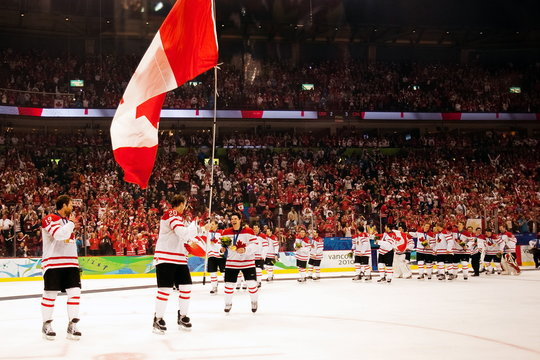 OLYMPICS: FEB 28 - Men's Hockey - Gold Medal Final