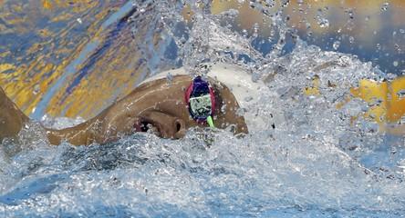 Swimming - Men's 400m Freestyle - Heats