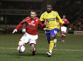 Barnsley v Preston North End npower Football League Championship