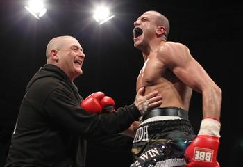 Jamie McDonnell v Ivan Pozo European Bantamweight Title