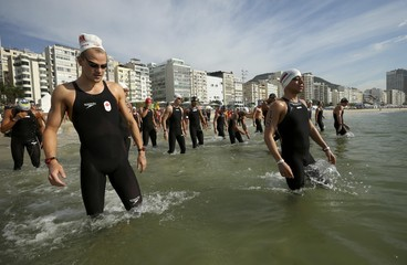 Marathon Swimming - Men's 10km Marathon Swimming